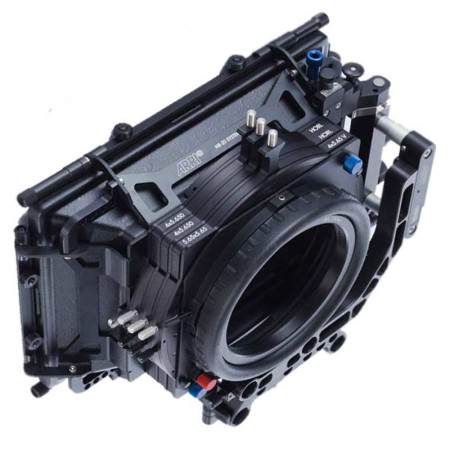 "Matte Box 4""x5.6"" Arri sur Rods MB-20 Swing-away"